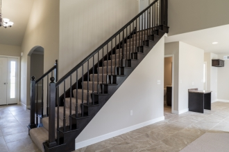 Staircase- Trenton Baseplan